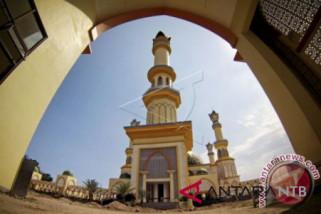 Masjid Islamic Center Ikon Wisata Halal NTB