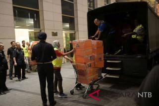 Uang rampasan dari tas Najib sampai 114 juta ringgit Malaysia