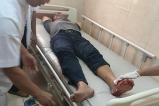 Seorang penumpang alami kecelakaan di Pelabuhan Lembar