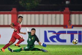 Indonesia takluk 1-2 dari Thailand
