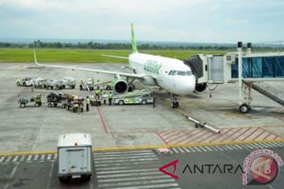 Arus Mudik - Penumpang bandara Lombok 59 ribu orang