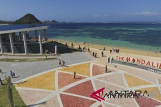 obor Asian Games branding wisata olahraga Mandalika