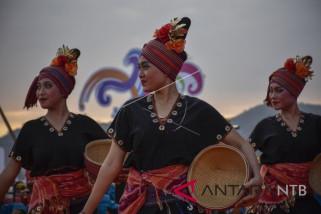 Sail Moyo Tambora 2018 resmi ditutup