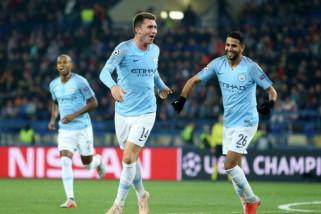 Manchester City benamkan Shakhtar 3-0
