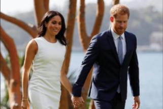 Pangeran Harry dan Markle tiba di Australia untuk tur perdana