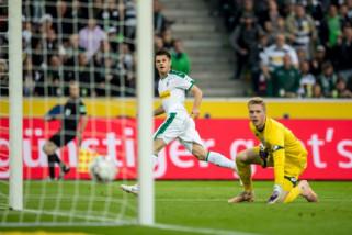 Gladbach hancurkan Mainz 4-0