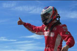 Raikkonen tunda Hamilton raih gelar juara dunia F1