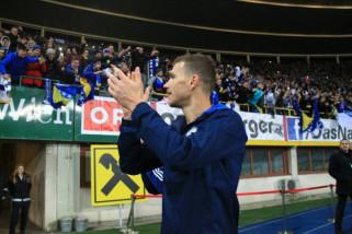 Bosnia sukses promosi ke Strata Tertinggi Nations League