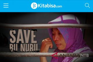 Netizen galang donasi bantu Nuril bayar denda