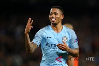 Liga Champions - Manchester City hujani gawang Shaktar dengan enam gol tanpa balas