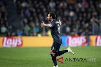 Liga Champions - Manchester United curi tiga poin dari markas Juventus berkat dua gol tendangan bebas