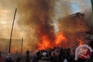 10 Kebakaran Terjadi Di Kota Kupang