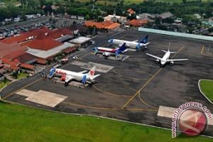 Bandara Achmad Yani Beroperasi Kembali