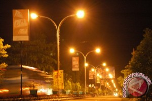 Kupang allocates Rp7 billion for procurement of streetlights