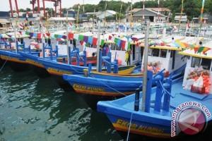 65 Unit Kapal untuk Nelayan NTT
