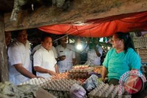 Pendapatan PD Pasar Kota Kupang Rp2 miliar