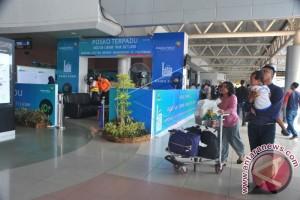 Arus balik di Bandara El Tari naik 41 persen