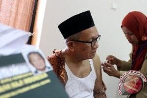 Imunisasi Meningitis Sebulan Sebelum Keberangkatan