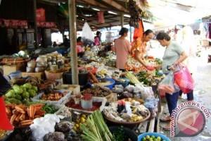 Pasar Oesao Kupang mulai ditata