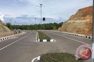 """Infrastruktur """"Sabuk-Merah"""" Fokus Hubungkan Poros Tengah"""