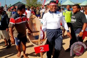 Enam Perahu Untuk Lomba Dayung 2018