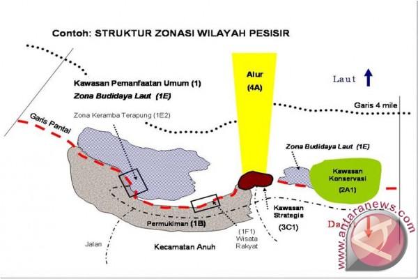 Ranperda Zonasi Wilayah Pesisir