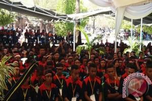 Ribuan Mahasiswa Dibekali Wawasan Kebangsaan