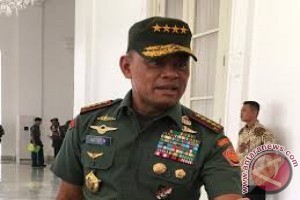 Panglima TNI Gatot Nurmantyo ke Timor Leste