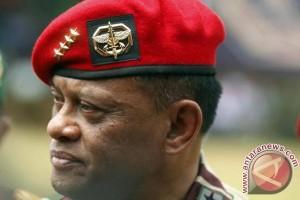 Panglima TNI Ziarah ke TMP Seroja Dili