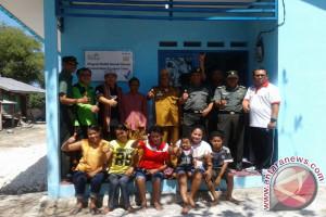 PLN Serahkan Rumah untuk Veteran Timor Timur