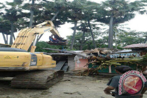 Angin Kencang Robohkan Rumah Penduduk di Sabu Raijua