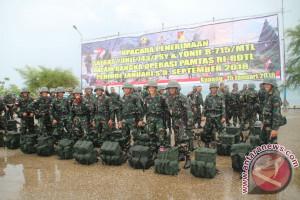 750 prajurit TNI dikirim ke perbatasan RI-RDTL