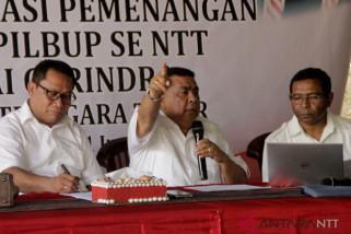 Rapat Konsolidasi Gerindra NTT