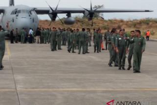 AU India tiba di Kupang