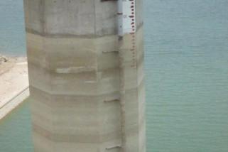 Penurunan debit air mencapai 30 persen