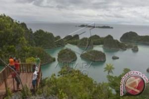 Garuda Indonesia kian gencar promosi wisata Raja Ampat