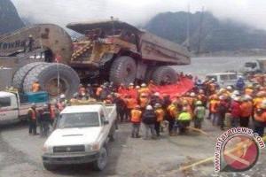 Freeport hentikan sementara operasional tambang di Grasberg
