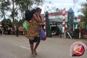Pos pamtas RI-PNG dibangun di Busstop