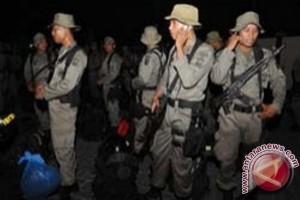 Brimob Sulsel tunggu penerbangan ke Intan Jaya