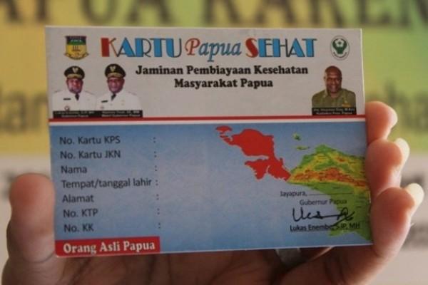 Dinkes Yapen distribusikan Kartu Papua Sehat secara berkelanjutan