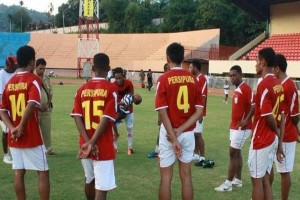 Enam pemain Persipura absen lawan Perseru Serui