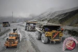 Freeport tutup sementara akses jalan ke tambang