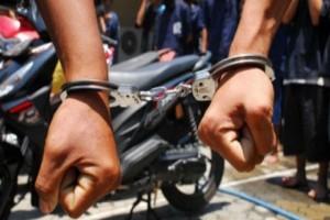 Polisi Abepura tangkap pelaku curanmor