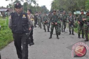 Pertikaian antarpendukung Pilkada Puncak Jaya berujung rumah penduduk dibakar