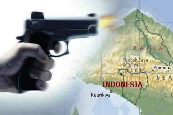 Serda Jhon Mandowen tewas ditembak KKB di Mulia