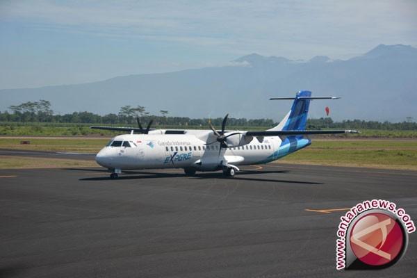 Garuda jajaki rute baru Timika-Langgur-Wamena