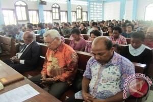 Umat kristiani Biak peringati pekabaran Injil
