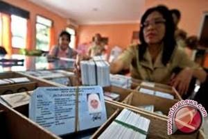 KPU Biak Numfor ingatkan wajib e-KTP pada Pemilu 2019