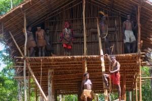 Dinkes Papua menurunkan tim kesehatan ke Korowai