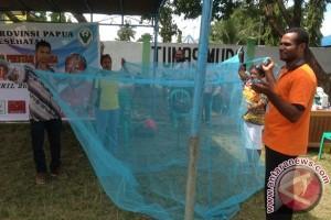 Dinkes Papua susun perencanaan mikro kelambu antimalaria